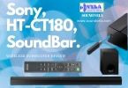 Sony, HT-CT180, SoundBar. (5)