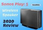 Sonos PLAY 5 Wireless Bookshelf Speaker Review