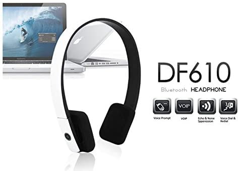 Bluedio DF610 an GOgroove Review: Noise Cancelling Bluetooth Headphones