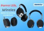 Best Bluetooth Headphones for Music: Parrot Zik and Harma